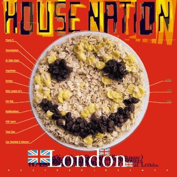 House Nation - London mp3