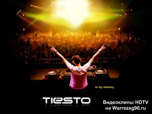 Dj Tiesto - In my memory CD1 mp3