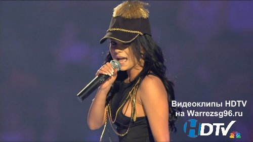 Клип (Live) Inna - Hot HD 1280x720