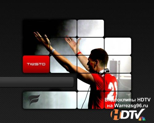 Клип (Live) Tiesto - Medley HD 1280x720 (TMF Music Awards Belgium)