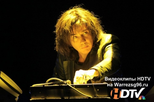 Клип (Live) Jean Michel Jarre - Water For Life HD 1280x720