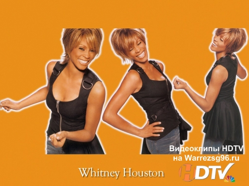 Клип (Live) Whitney Houston - I Look To You HD 1280x720