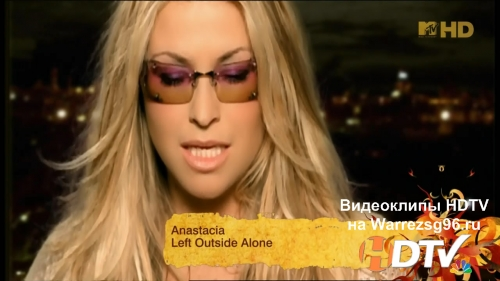 Клип Anastacia - Left Outside Alone HD 1280x720
