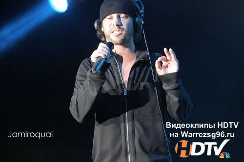 Концерт Jamiroquai - London Live HD 1280x720
