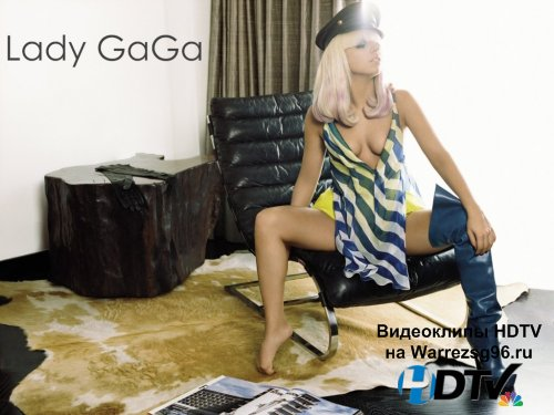 Клип (Live) Lady GaGa - Love Game HD 1280x720 (Dancing With The Stars)