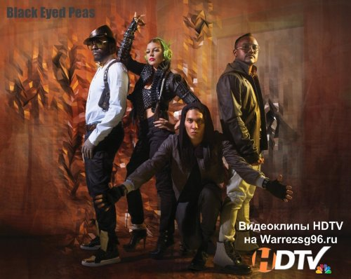 Концерт Black Eyed Peas - Live Earth 2007 1280x720 (BBC)