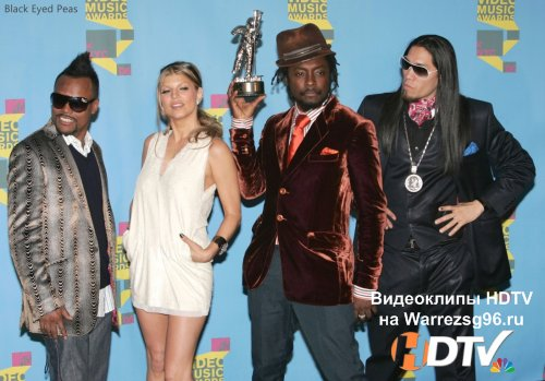 Клип (Live) Black Eyed Peas - Pump It Full HD 1920x1080 (BBC Later With Jools Holland)