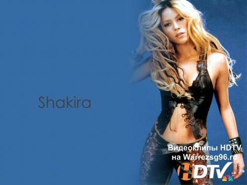Клип Shakira - Loca Full HD 1920x1080
