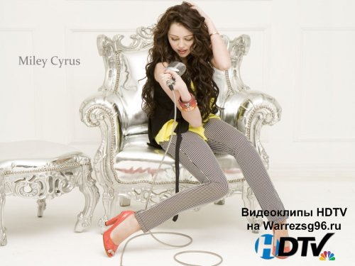 Клип (Live) Miley Cyrus - 7 Things Full HD 1920x1080 (on FNMTV)