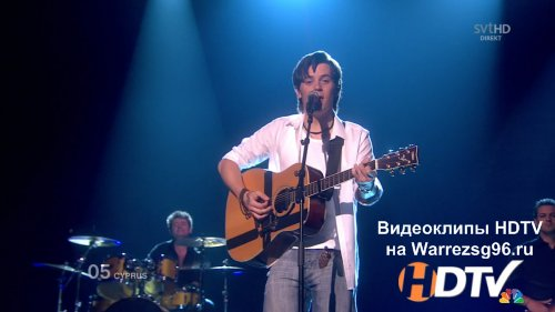 Клип (Live) Jon Lilygreen and The Islanders - Life Looks Better In Spring HD 1280x720p (Cyprus) (Eurovision 2010)