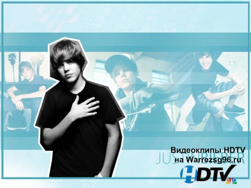 Клип Justin Bieber - One Less Lonely Girl (One Time Selena Gomez) HD 1280x720p