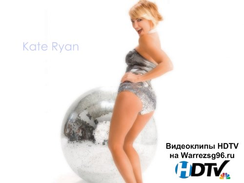 Клип (Live) Kate Ryan - Medley Full HD 1920x1080p (TMF Music Awards Belgium)