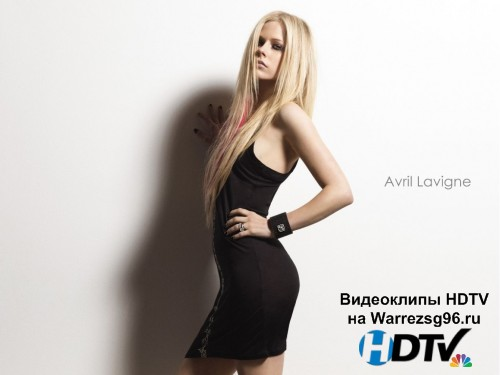 Концерт Avril Lavigne - Under My Skin HD 1280x720p (Live in South Korea)