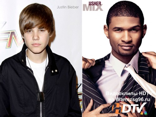 Клип Justin Bieber - Somebody To Love Full HD 1920x1080p (Remix feat. Usher)