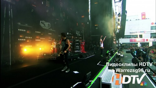 Концерт Prodigy - Live At Rock Am Ring HD & Full HD 1280x720p & 1920x1080p