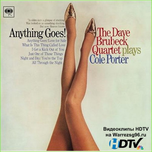 The Dave Brubeck Quartet Plays Cole Porter - Anything Goes! (1965) mp3
