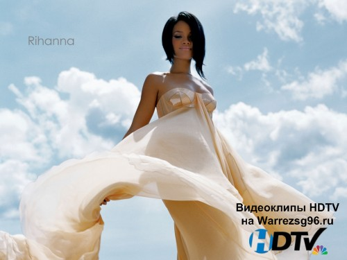 Концерт Rihanna - Good Girl Gone Bad HD 1280x720p