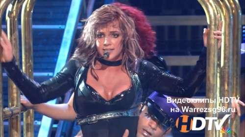 Концерт Britney Spears - Live from Miami (The Onyx Hotel) HD 1280x720p