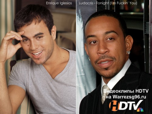 Клип Enrique Iglesias & Ludacris - Tonight (I'm Lovin' You) Full HD 1920x1080p