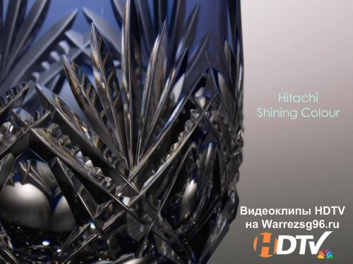 Hitachi - Shining Colour Full HD Demo 1920x1080p