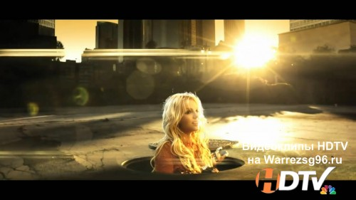Клип Britney Spears - Till The World Ends HD 1280x720p