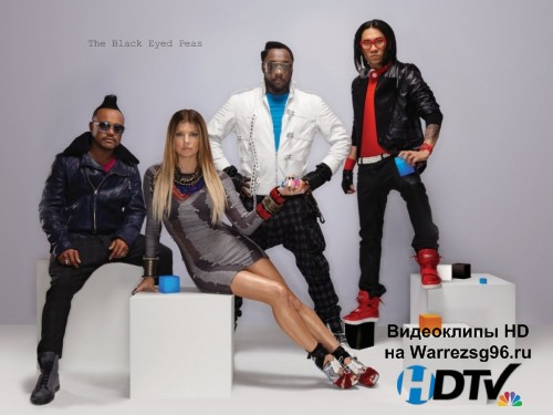 Клип (Live) Black Eyed Peas - Just Can't Get Enough HD 1280x720p (Live American Idol)
