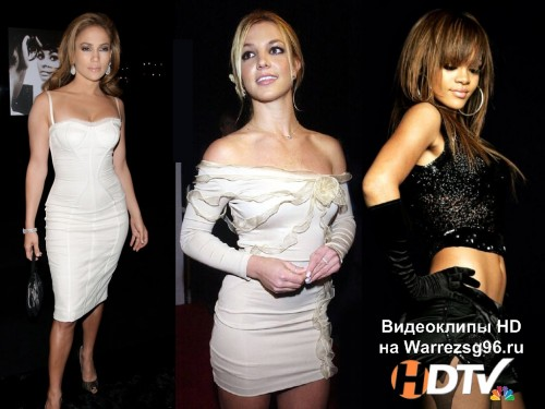 Клип Jennifer Lopez Vs Britney Spears Vs Rihanna - Against The Floor (Robin Skouteris Mix) HD 1280x720p