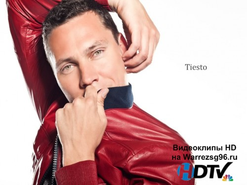 Клип (Live) Dj Tiesto - Traffic Full HD 1920x1088p (Live TMF Music Awards)