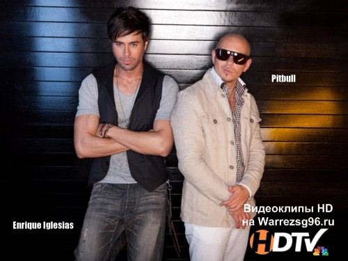 Клип Enrique Iglesias feat. Pitbull - I Like How It Feels Full HD 1920x1080p