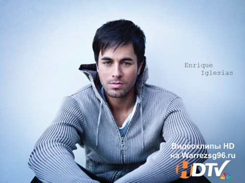 Клип Enrique Iglesias - Ayer Full HD 1920x1080p