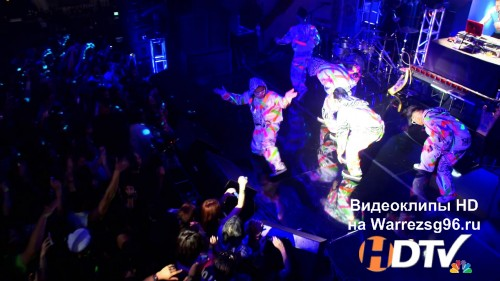 Клип (Live) LMFAO - Sorry For Party Rocking (Walmart Soundcheck Live) Full HD 1920x1080p