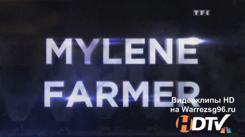 Клип (Live) Mylene Farmer - Oui Mais Non HD 1280x720p (Live NRJ Music Awards)