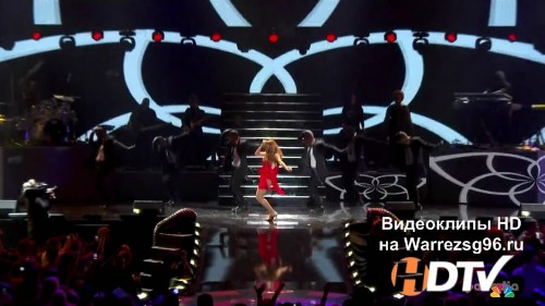 Клип (Live) Jennifer Lopez - Get Right HD 1280x720p (Live iHeartRadio Music Festival)