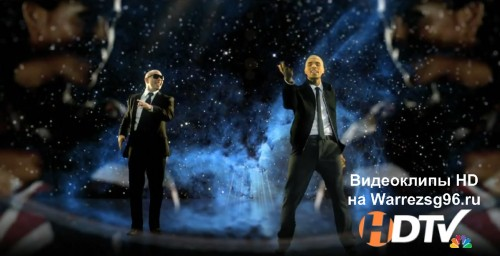 Клип Pitbull feat. Chris Brown - International Love HD 1280x720p
