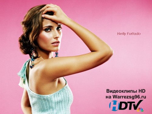 Клип Nelly Furtado - Spirit Indestructible Full HD 1920x1080p