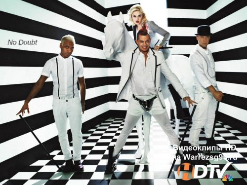 Клип No Doubt - Looking Hot Full HD 1920x1080p
