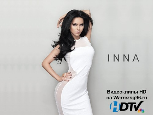 Клип Inna - J'Adore Full HD 1920x1080p