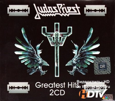 Judas Priest - Greatest Hits [Special Limited Edition] (2012) MP3