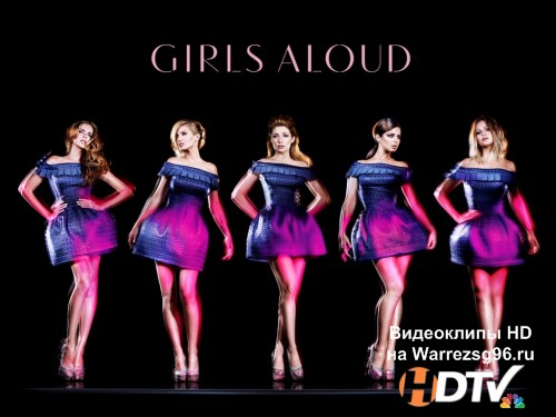 Клип Girls Aloud - Beautiful Cause You Love Me Full HD 1920x1080p
