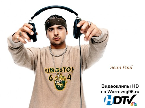 Клип Sean Paul - Body HD 1280x720p