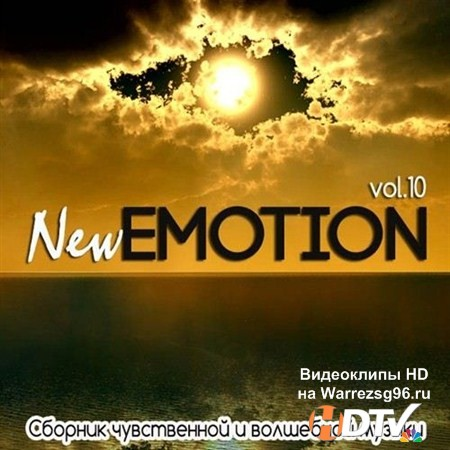 VA - New Emotion Vol.10 (2013) MP3