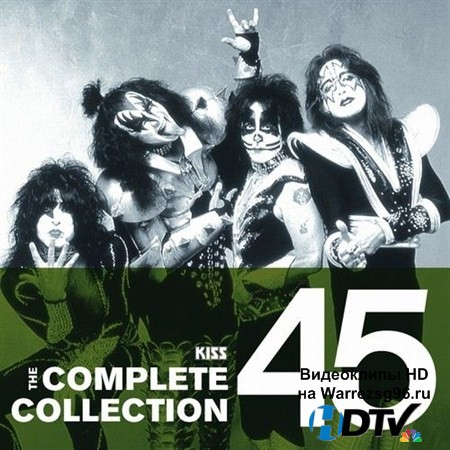 Kiss - The Complete Collection (2012) MP3
