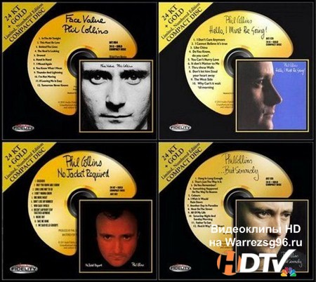 Phil Collins - Audio Fidelity Collection (2012) MP3