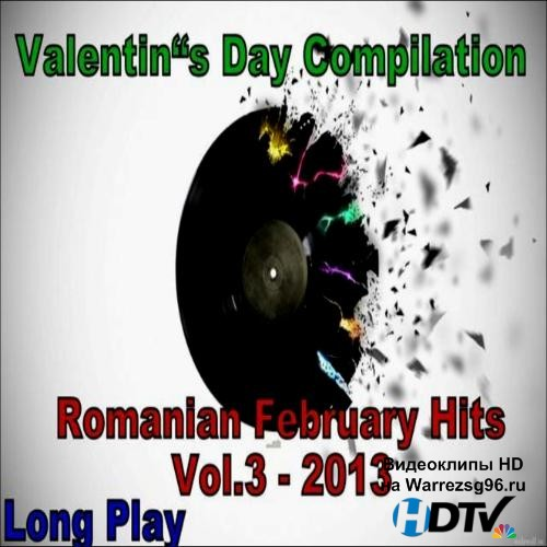 Romanian February Hits Vol.3 (2013) MP3