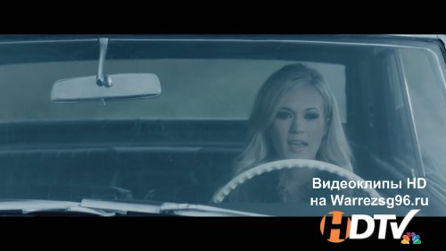 Клип Full HD Carrie Underwood - Two Black Cadillacs 1920x1080p