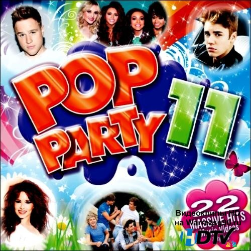Pop Party 11 + Video + Digital Booklet (2013) MP3