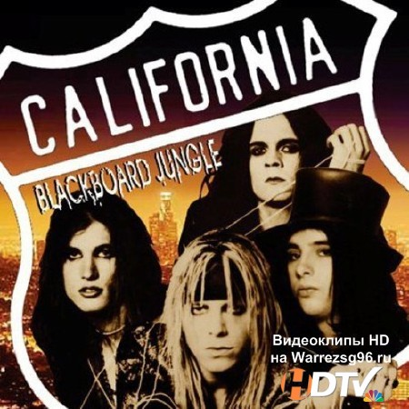 Blackboard Jungle – California (2013) mp3