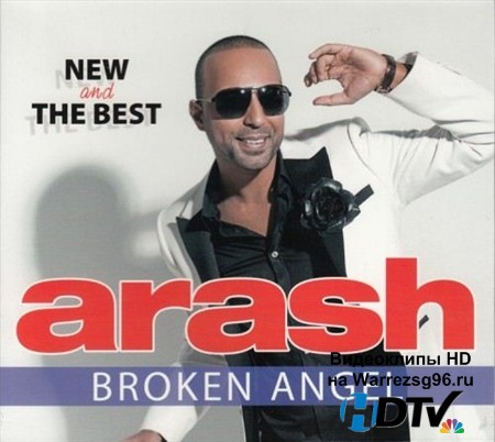 Arash - Broken Angel. New And The Best (2013) MP3
