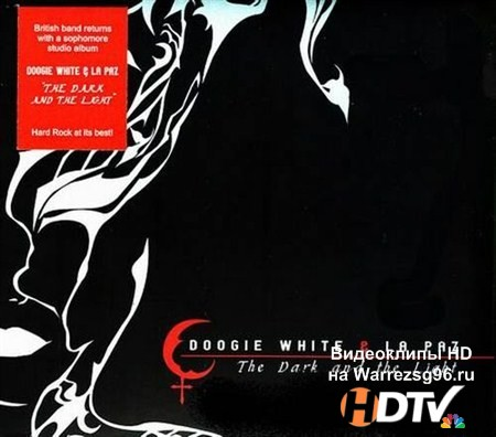 Doogie White & La Paz - The Dark And The Light (2013) MP3