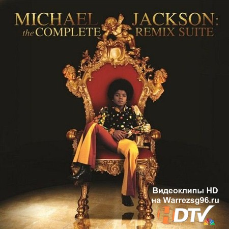 Michael Jackson - Michael Jackson: The Complete Remix Suite (2013) MP3